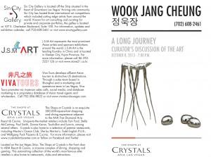 A Surreal Sculpture Exhibit - Wook Jang Cheung