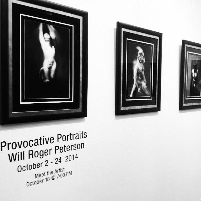 Provocative Portraits by Will Roger Peterson