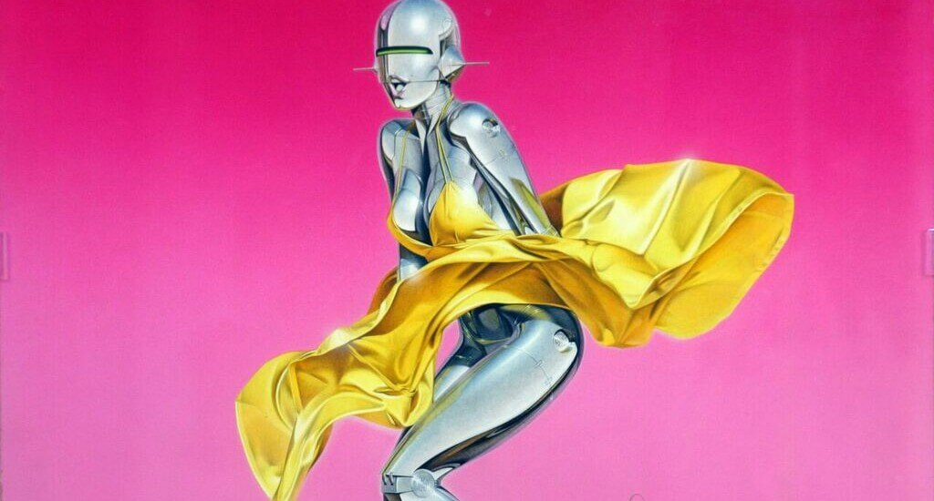 The Art of Sorayama