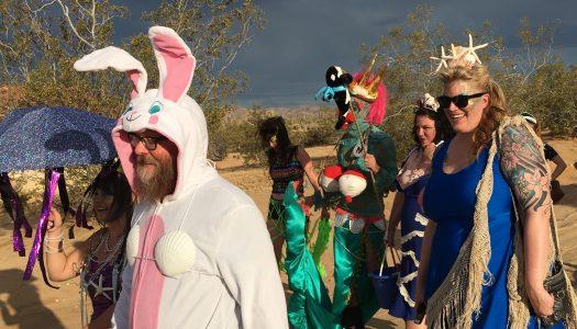 Bearded + Shucked: A Mermaid Parade