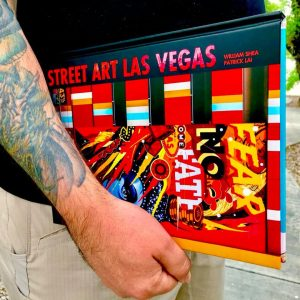 Street Art Las Vegas mural hunt. Receive your free copy by finding 14 murals!
