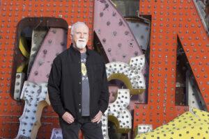 American Multidisciplinary Artist James Stanford